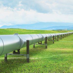 Строительство сетей газопотребления
